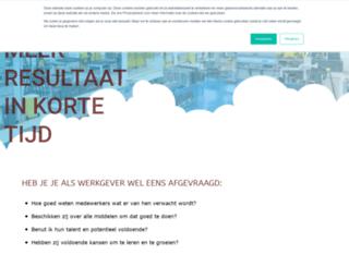 tigdiensten.nl screenshot