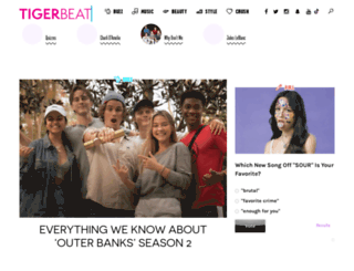 tigerbeat.com screenshot