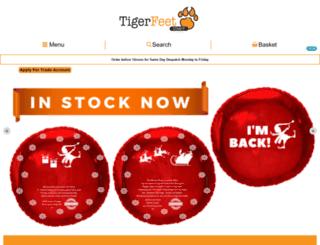tigerfeetdirect.com screenshot
