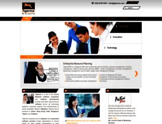 tigernix.com.my screenshot