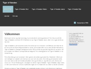 tigerofswedenbilligt.wordpress.com screenshot