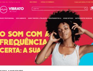 tigersom.com.br screenshot