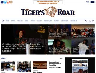 tigersroar.com screenshot