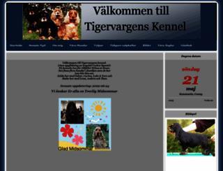 tigervargens.se screenshot