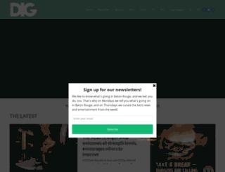 tigerweekly.com screenshot