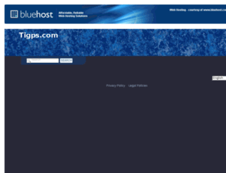 tigps.com screenshot