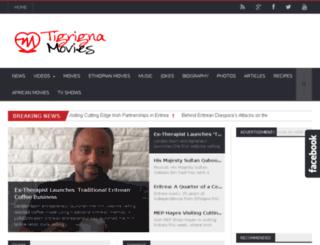 tigrignamovies.com screenshot