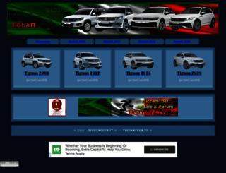 tiguanclub.it screenshot