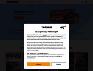 tijdschrift.nl screenshot