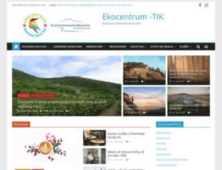tikdnv.sk screenshot