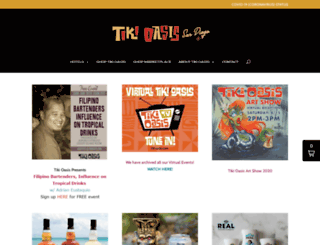 tikioasis.com screenshot