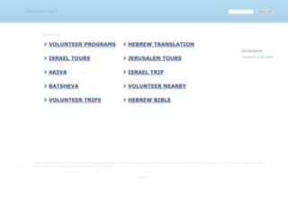 tikkunolami.com screenshot