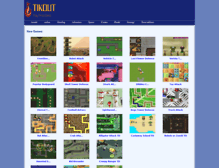 tikout.com screenshot