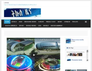 tikuszena.com screenshot