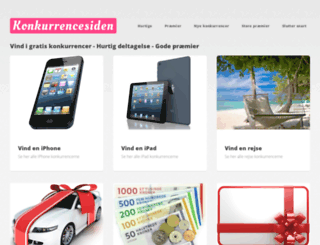 tilbudsservice.dk screenshot