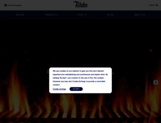 tilda.com screenshot