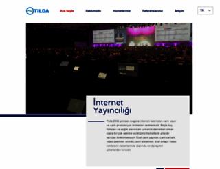 tilda.com.tr screenshot