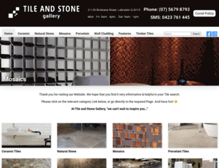 tileandstone.com.au screenshot