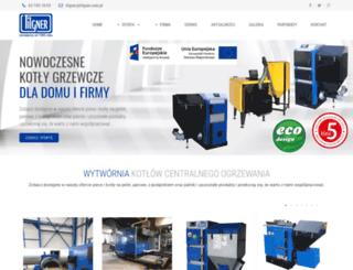 tilgner.com.pl screenshot