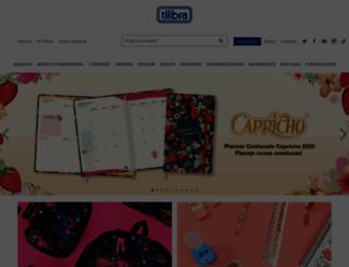 tilibra.com.br screenshot
