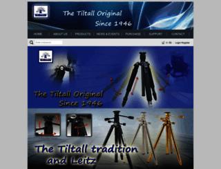 tiltallusa.com screenshot