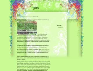 tilth.net screenshot