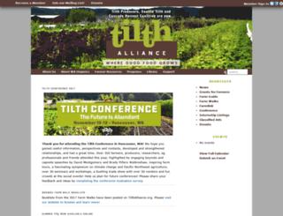 tilthproducers.org screenshot