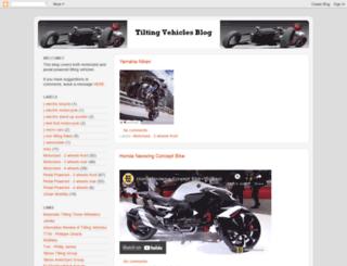 tiltingvehicles.blogspot.fr screenshot