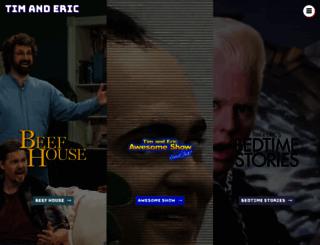 timanderic.com screenshot