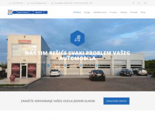 timauto.rs screenshot