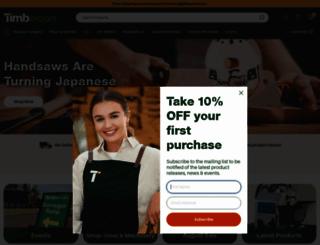timbecon.com.au screenshot