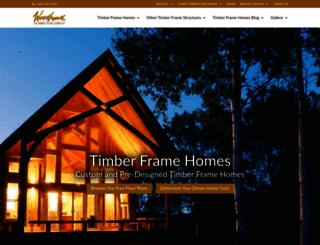 timberframe1.com screenshot