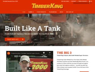 timberking.com screenshot