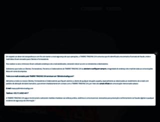 timbrotrading.com screenshot