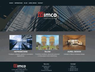 timco.si screenshot