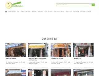 timdiachi.com.vn screenshot