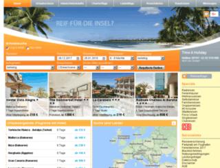 time-4-holiday.de screenshot