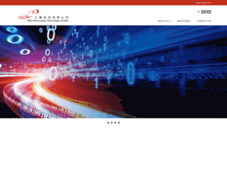 time-interconnect.com screenshot