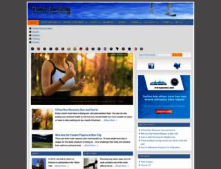 time-to-run.com screenshot