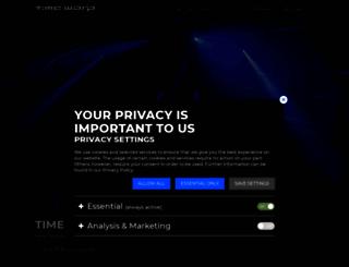 time-warp.de screenshot