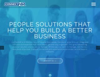 time.adecco.com screenshot