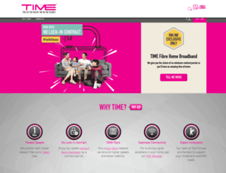 timebroadband.time.net.my screenshot