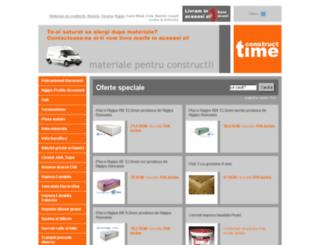 timeconstruct.ro screenshot