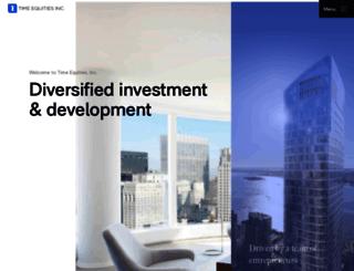 timeequities.com screenshot