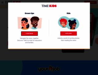 timeforkids.com screenshot