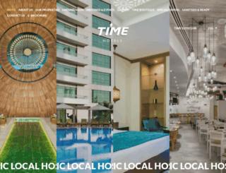 timehotels.ae screenshot