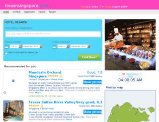 timeinsingapore.com screenshot