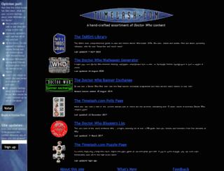 timelash.com screenshot