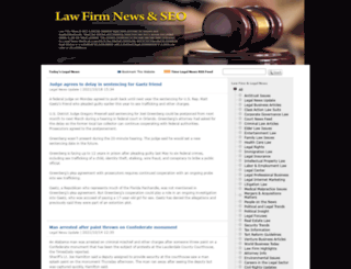 timelegalnews.com screenshot
