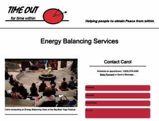 timeoutwithin.com screenshot